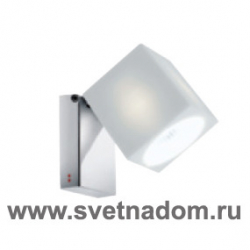 Fabbian Cubetto White Glass D28 G
